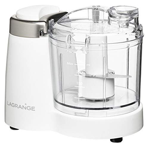 Lagrange - 629001 - Mini-hachoir 0.35l 120w blanc