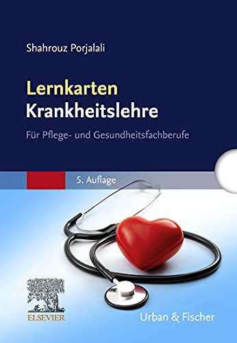 Lernkarten Krankheitslehre: für Pflege- und andere Gesundheitsfachberufe