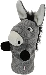 Daphne's Donkey - Funda para Drivers de Golf, Color Gris