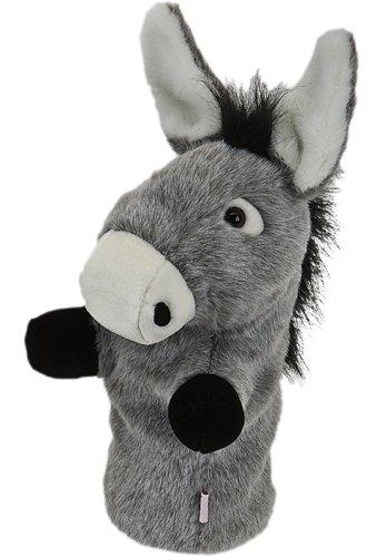 Daphne's Donkey Kopfhaube, Grau, 0