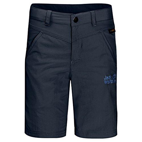 Jack Wolfskin Kinder Sun Shorts, Night Blue, 140