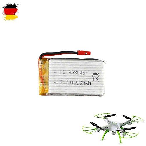 1200mAh 3.7V Power Original de actualización batería para Syma x5hc, x5hw Quadcopter