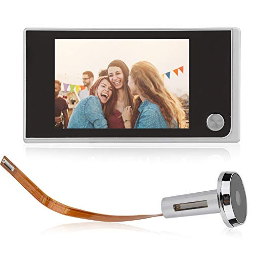 """Digitaler Türspion Kamera 3.5"""" Digital LCD Startseite Visuelle Türklingel, 120 ° Türspion Viewer Visuelle Überwachung Elektronische Türspion-Kamera Einfach zu installieren für Zuhause Büro"""