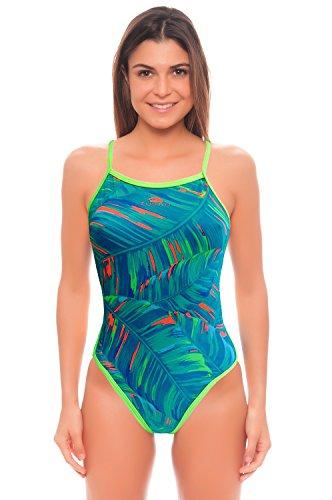 Turbo Power Banano Bragas de Bikini, Vertec, Small para Mujer