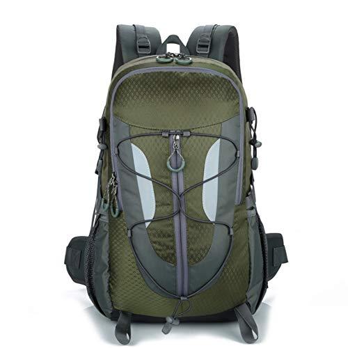 GAOHONGMEI 30L Water Resistant Men Women Hiking Backpack Lightweight Outdoor Sports Traveling Rucksack Cycling Mountaineering Camping Walking Daypack-01#