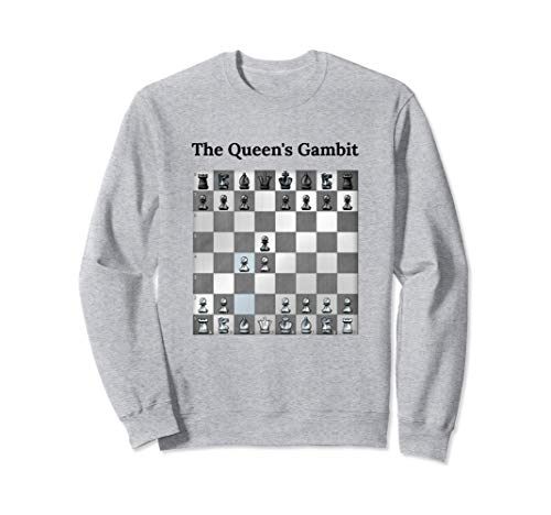 Queen's Gambit Shirt Chess Gifts for Men Women Kids Boys Tee トレーナー