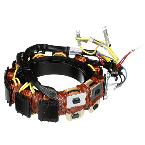 QuickSilver Ignition Stator Assembly 9610A19 - for V-6 Mercury and Mariner 2-Cycle Outboards