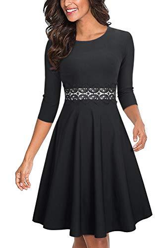 Empire Waist Bell Sleeve Dress