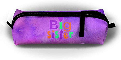 YudoHong Big Sister Kleur 2.PNG Potlood-doos Buidelzak Potloodhouders Potlood Pen Casewith Rits Stationery Bag Naaien Kit