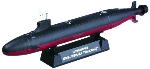 Hobby Boss 87003 Modellbausatz USS SSN-21 SEAWOLF ATTACK SUBMARINE