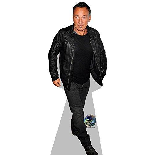 Celebrity Cutouts Bruce Springsteen Pappaufsteller lebensgross