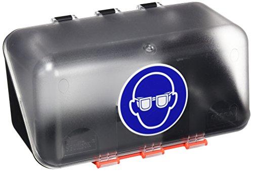 neoLab 2-6055 Aufbewahrungsbox f. Schutzbrillen, mini, Transparent