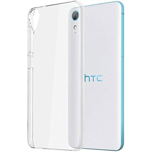 2010kharido Crystal Clear Transparent Hard Back Case Cover for HTC Desire 830