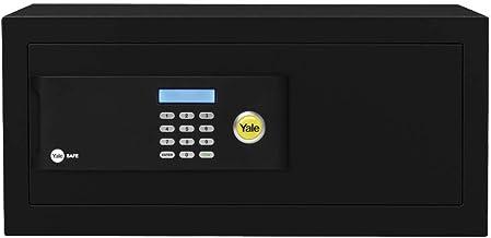 Yale 05540000-0, Cofre Standard Laptop, Preto , YALE