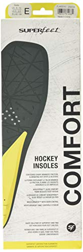 superfeet Hockey Comfort Sport, Gelb, F (45-46.5)