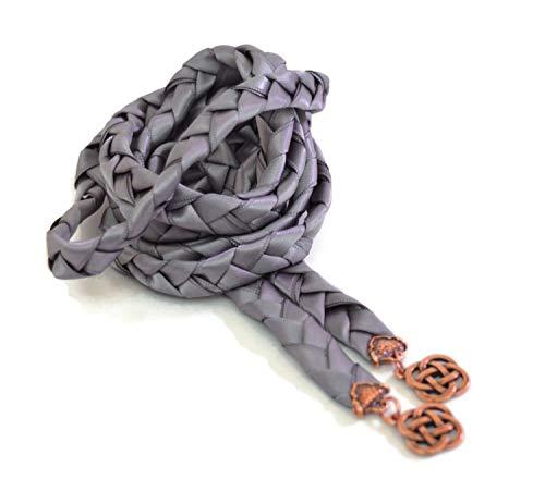 Divinity Braid Gunmetal Celtic Knot Wedding Handfasting Cord