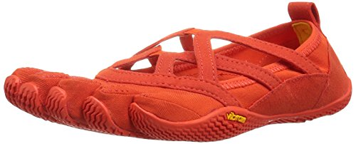 Vibram FiveFingers Alitza Loop, Sneakers Femme, Orange (Burnt Orange), 38 EU