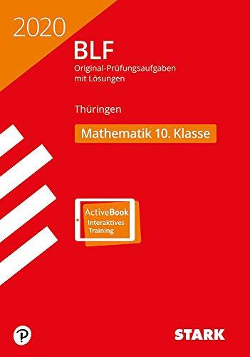 STARK BLF 2020 - Mathematik 10. Klasse - Thüringen
