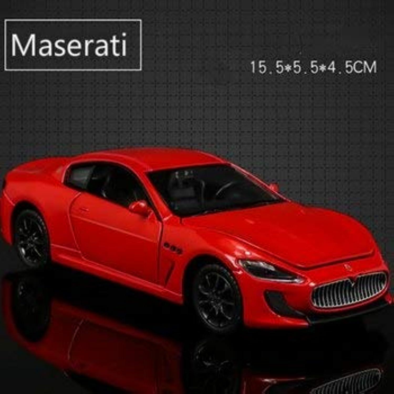 Generic Alloy Model car car Aston Martin acoustoOptic Toy Vehicle boy car Back Simulation Green