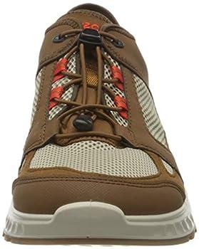 Ecco Exostride, Chaussures de Randonnée Homme, Camel Fire, 44 EU