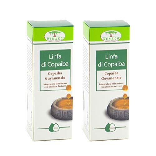 Linfa di copaiba - Offerta da 2 confezioni