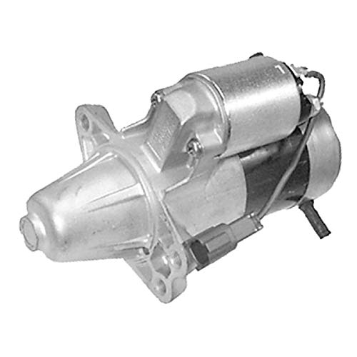 DB Electrical SMT0055 Starter For Nissan 240SX, Axxess, Stanza 2.4 2.4L 89 90 91 92 93 94 95 96 97 98/23300-30R01, 23300-30R02, 23300-30R12, 23300-30R13, 23300-53F10, 23300-53F11, 23300-72F10
