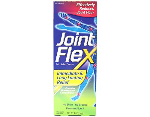 JointFlex Pain Relieving Cream 4 oz (Pack of 2)