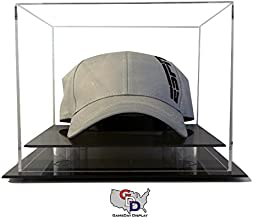 GameDay Display Desk or Counter Top Hat or Cap Display Case by