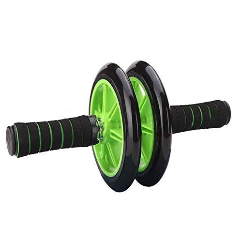 YDHWT Bauchmuskelrad-Roller Abdominal Trainer Heimtrainer Roller Comfort Griffe Krafttraining Body Fitness for Bauchmuskeln