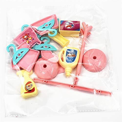 DALIN Mini artículos accesorios para muñeca Blyth Barbi muñeca 30 cm regalo...