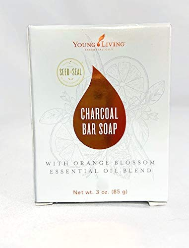 Young Living Bar Soap - Charcoal