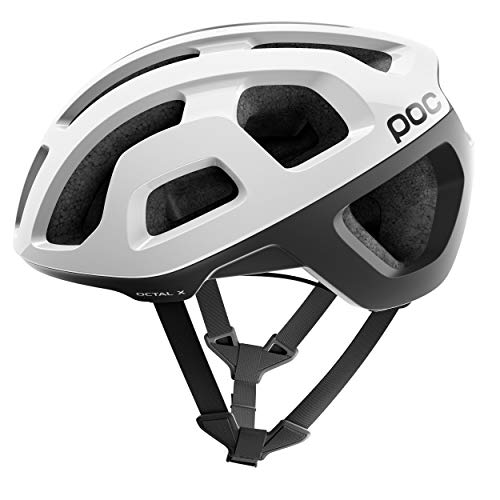 POC Sports Octal X Spin, Casco da Ciclismo Unisex-Adulto, Bianco idrogeno, M