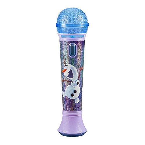 Disney Frozen Olaf MP3 Microphone for Kids (Olaf) -  Kid Designs, FR-070.FMv7M