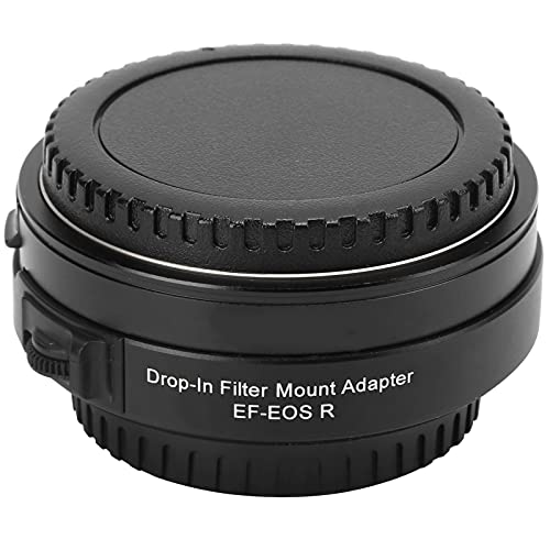 Anillo Adaptador de Lente EF-EOS, Adaptador de Lente de Filtro CPL, Adaptador convertidor de Montura de Enfoque automático EF-EOS, para Lente para para Canon EF/EF S para Montura EOS R