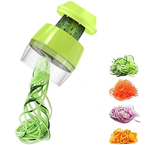 Mini Coupe Légumes Trancheuse Spirale,...