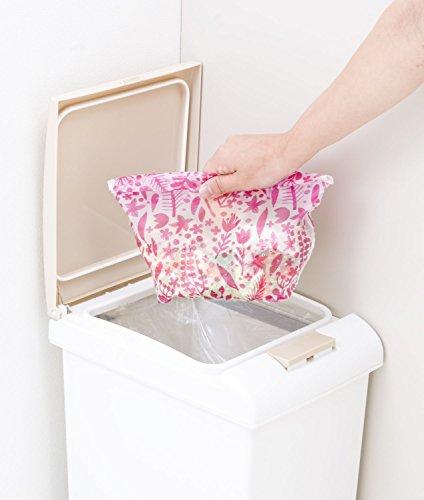 カワタキコーポレーション『らくらっくー自立型水切りゴミ袋』