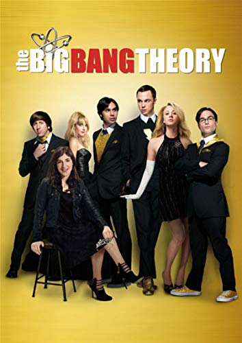 lubenwei The Big Bang Theory Posters Canvas Painting Posters and Prints Wall Art Picture for Living Room Home Decor (AO-1591) 50x70cm No frame