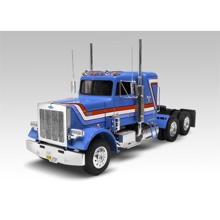 Revell 11506 Peterbilt 359 Conventional Tractor detailgetreuer Modellbausatz, Truckbausatz 1:25
