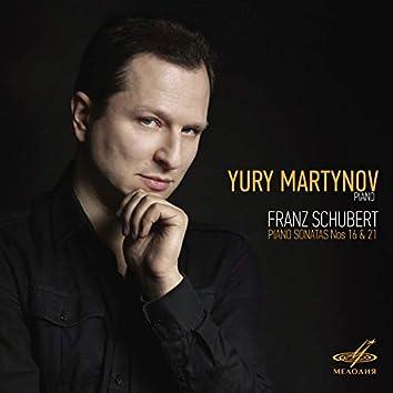 Yury Martynov. Schubert