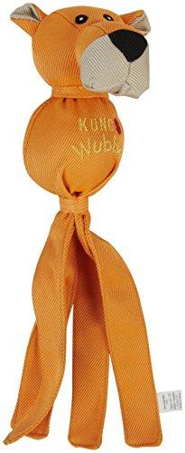 KONG Wubba Ballistic Friends - Oso naranja - XL