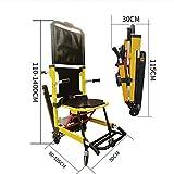 Silla de ruedas eléctrica - Escaleras de escalada tripuladas de la marca MJ Silla de ruedas para ancianos Scooter en la planta superior Silla de ruedas de escalada eléctrica para personas de movilidad