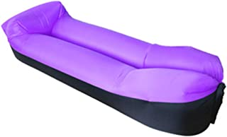 Sofa Hinchable,210T Lounger Hinchable Inflable Sofá con ...