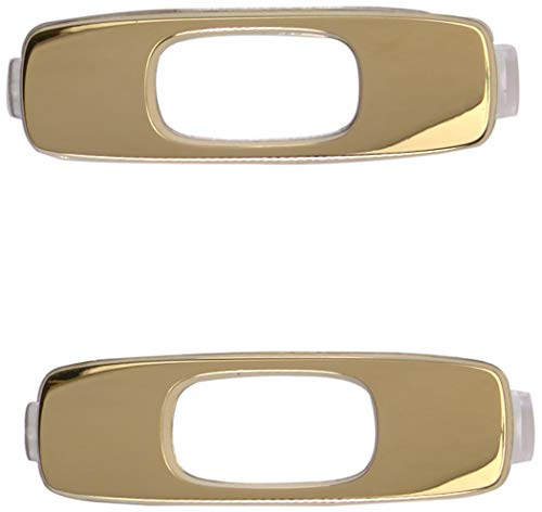 Oakley Men's Batwolf Icon Replacement Lenses, Polished Gold, 0 mm