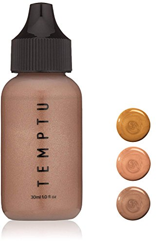 TEMPTU PRO PERFECT CANVAS AIRGLOW 30 ML-Light Effects for Skin (WARM GLOW)