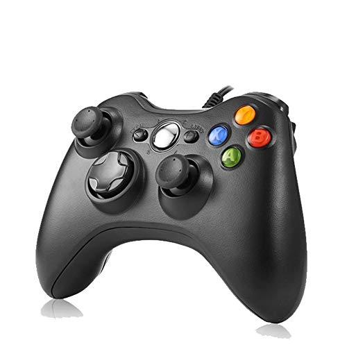 CHENG USB Wired Vibration Gamepad, PC Virtual Reality-Controller Joystick Für PC-Controller Für Windows 7/8/10 Nicht Für 360 Joypad Mit Hohen Qualität