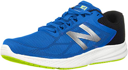 New Balance 490, Zapatillas de Running para Hombre, Azul (Laser Blue/Black/Hi-Lite Ll6), 40 EU