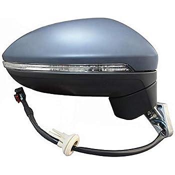 7445609995990 Derb Specchio Specchietto Retrovisore Sx Sinistro Lato Guida Elettrico - Calotta Da Verniciare