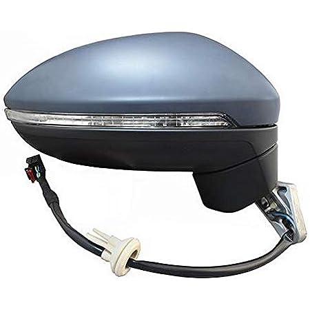 Elettrico - Termico - Con Luce Di Cortesia - Richiudibile elettricamente - Calotta Da Verniciare Lato Guida 7445610394324 Derb Specchio Specchietto Retrovisore Sx Sinistro