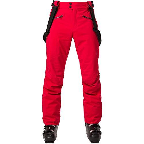 Rossignol heren klassieke skibroek RLIMP15 rood