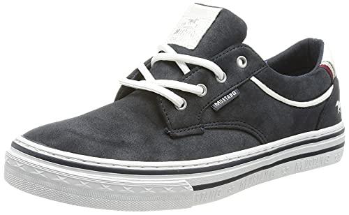 MUSTANG Damen 1354-313 Sneaker, Navy, 42 EU